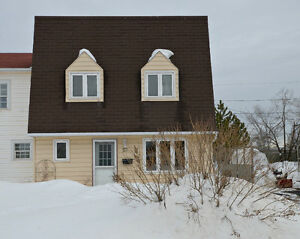 Two Storey Semi for Sale - Moncton North - CHEAPER THAN RENT!