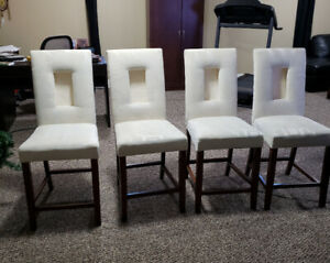 Pub Style Dining Chairs
