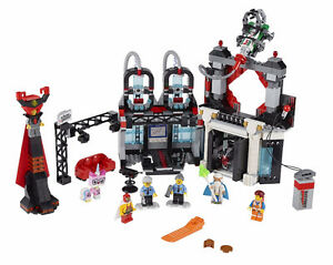 **BRAND NEW THE LEGO MOVIE SET #70809 – LORD BUSINESS EVIL LAIR*