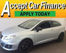 Seat Ibiza 1.4 ( 150ps ) SportCoupe DSG 2010MY FR FROM £27 PER WEEK