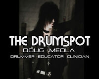 PRO AND AFFORDABLE DRUM LESSONS In Your Home or my Studio