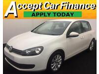 Volkswagen Golf FROM £36 PER WEEK!
