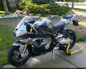 BMW S1000RR 2013 - All Stock