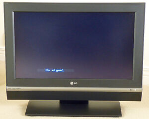 LG 26LC2R LCD Flat Screen TV 26 inch Television