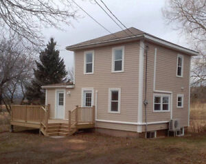 Private 2 bedroom home in the country