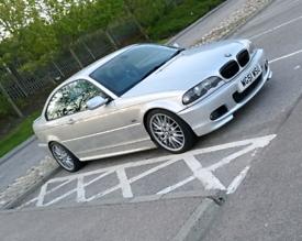 BMW E46 330CI COUPE MANUAL SALE OR SWAP