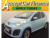 Citroen C1 1.0i 68 2012MY VTR+ FROM £15 PER WEEK!