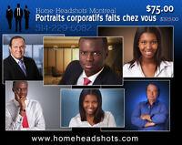 Service de photographie d'affaires dans les entreprises