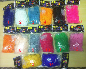 Wholesale_Rainbow Looms_558 Packages (Price Reduced)