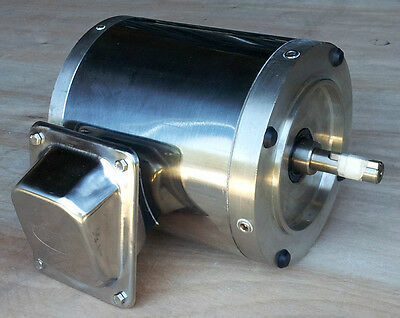On Sale Gator Stainless Steel Ac Motor 34 Hp 1800rpm 56c Tenv 3 Phase