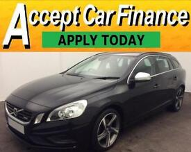 Volvo V60 1.6D DRIVe ( 115ps ) FROM £36 PER WEEK!