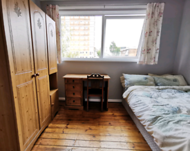 Spacious Double Room in Leeds City Centre