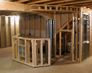 Basement Framing Lowest Prices Guaranteed