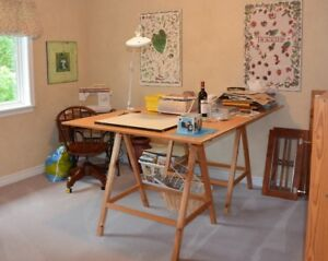 Sewing / Craft / Work Table for Sale