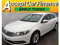 Volkswagen CC 2.0TDI ( 140ps ) BMT 2012MY CC FROM £46 PER WEEK!