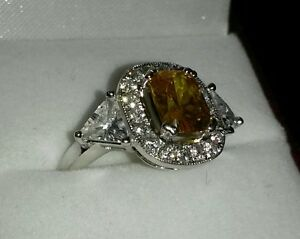 14K Custom White Gold Ring Oakville / Halton Region Toronto (GTA) image 3