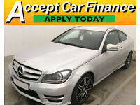 Mercedes-Benz C250 FROM £69 PER WEEK!