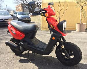 Yamaha scooter YW50