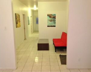 Nice room for rent close to monk metro available now
