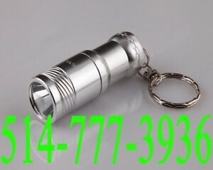 ✔ Flashlight Mini 2000LM CREE XM-L LED T6 Torche Keychain