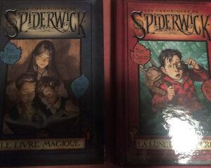 Les Chroniques de SpiderWick #1 et 2