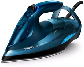 Brand New Philips GC4938/20 Azur Advanced 3000W Steam Iron - Blue
