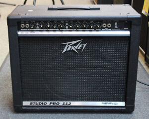 Peavey Studio Pro 112 Combo Electric Guitar Amp USED MIKES