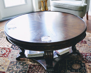 Charleston Bay Round Cocktail Table