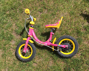 Bubble Guppies Balance Bike
