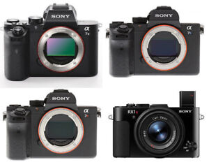 wanted sony a7 a7r a7s RX1 sony alpha Digital Camera wanted