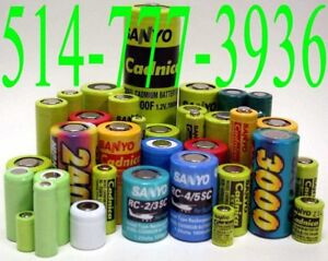 Batteries Types Spécials Batterys Remote Manette Télécommande