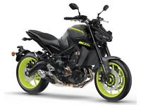 NEW 2018 Yamaha MT 09 ABS Hyper Naked **Now at 0%**