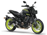 NEW 2018 Yamaha MT 09 ABS Hyper Naked **Now at 6.4%**