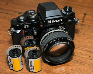Looking to purchase Nikon F3 Film Camera