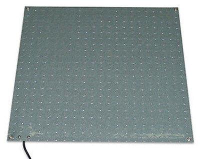 Heizmatte 75 Watt, elektrische Fußbodenheizung Teppich