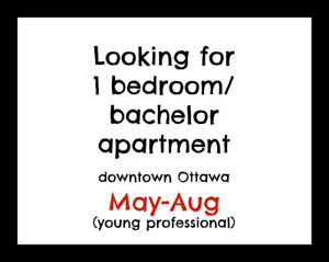 Co-op Student Looking for Sublet