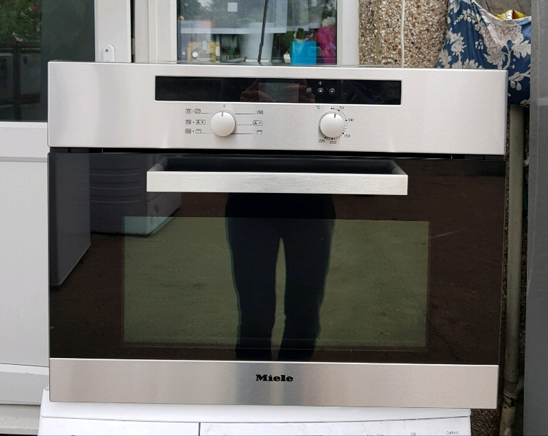 Miele H4020bm Built In Microwave And Oven Dagenham London Gumtree