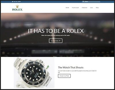 Usa - Rolex Watch Websitefree Domainmake100 Guaranteed Or Pay Nothing