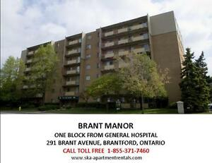 BRANTFORD - One Block from General Hospital