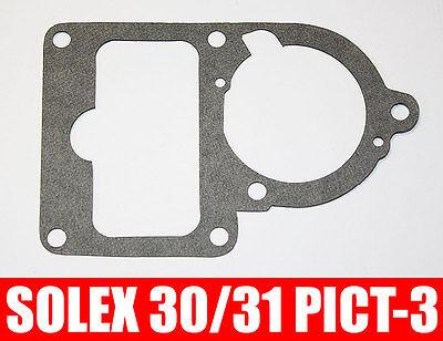VW Käfer Dichtung Vergaser / Deckeldichtung Solex 31PICT-3 Gasket 30 PICT-3