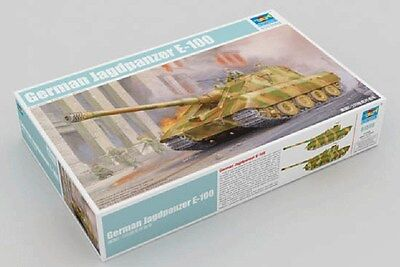 Trumpeter 1/35 01596 German Jagdpanzer E-100 for sale  Shipping to Canada
