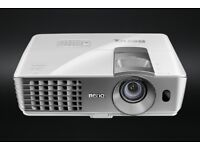 Benq 1070 projector with 120inch motorised screen