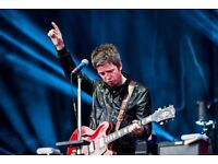 Noel Gallagher tickets Cardiff x2