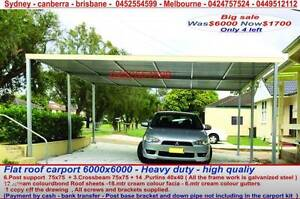 new  carport   5.9  x  6  $1700 Ingleburn Campbelltown Area Preview