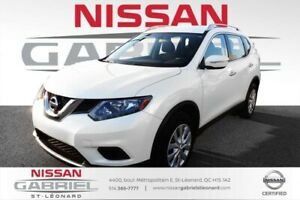 2016 Nissan Rogue S AWD (4X4)