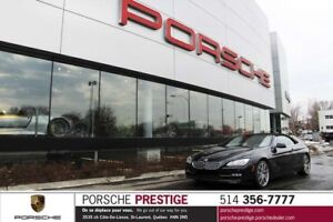 2012 BMW 6 Series 650i Convertible