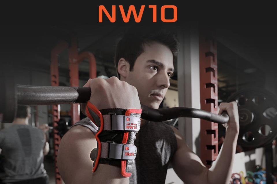 Disk Dr. NW10 Wrist Air Brace Splint Inflatable English Manu
