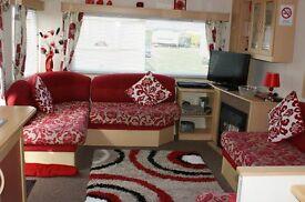 beautiful caravan to rent in Towyn