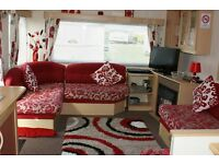 beautiful caravan to rent in Towyn