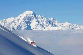 Chef for x 35 person chalet, immediate start, French Alps, Tignes les Breveires - SKI SEASON